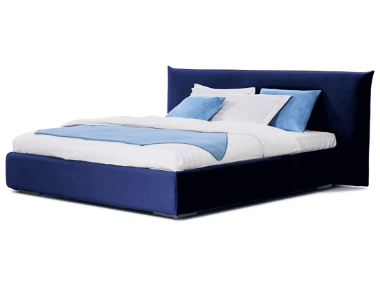 Ліжко Ніколь 180x200 Синій 2 -1