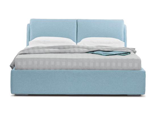Ліжко Стеффі Luxe 180x200 Синій 2 -2