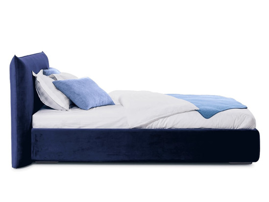 Ліжко Ніколь Luxe 180x200 Синій 2 -3