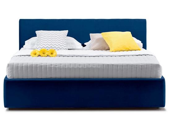 Ліжко Єва міні Luxe 200x200 Синій 2 -2