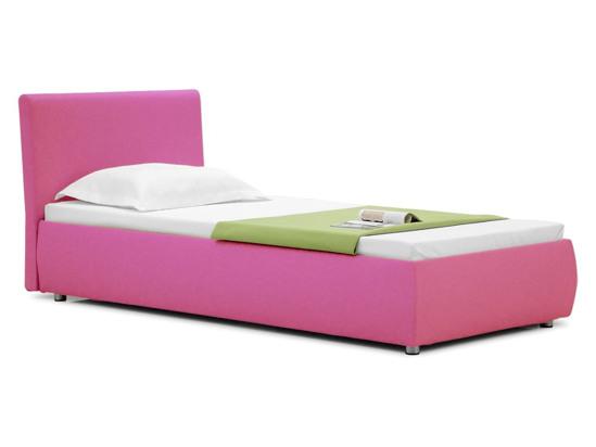 Ліжко Лілі Luxe 90x200 Рожевий 2 -1