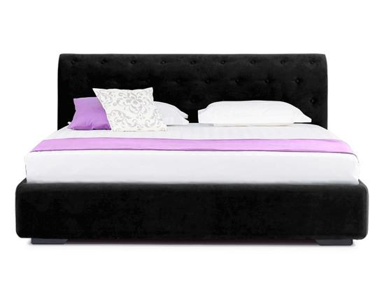 Ліжко Офелія міні Luxe 200x200 Чорний 2 -2