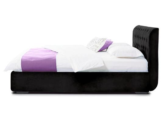 Ліжко Офелія міні Luxe 200x200 Чорний 2 -3