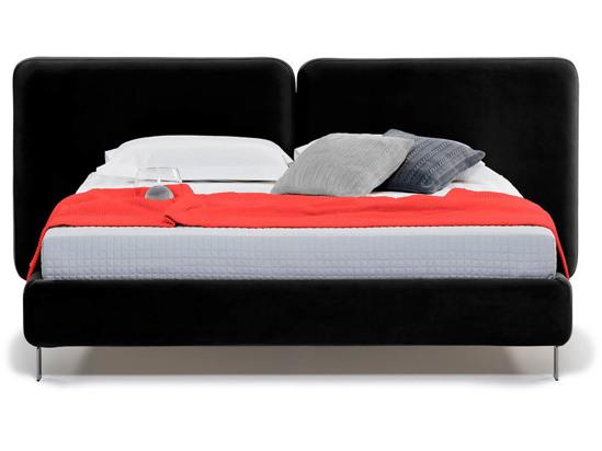 Ліжко Моніка 180x200 Чорний 2 -2