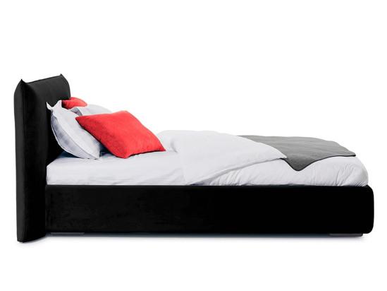 Ліжко Ніколь 160x200 Чорний 2 -3