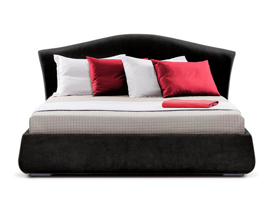 Ліжко Марго 160x200 Чорний 2 -2