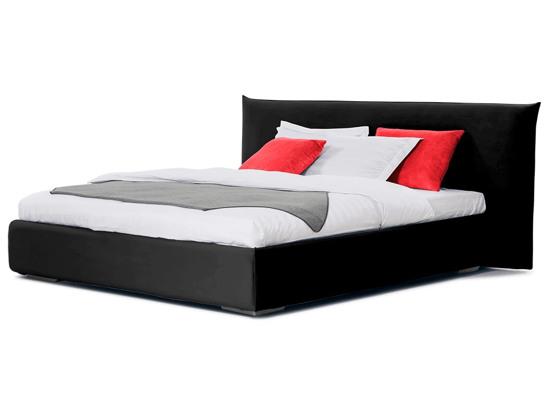 Ліжко Ніколь Luxe 180x200 Чорний 2 -1