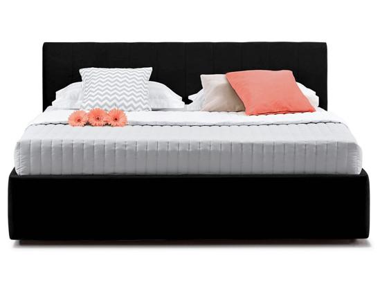 Ліжко Єва міні Luxe 200x200 Чорний 2 -2
