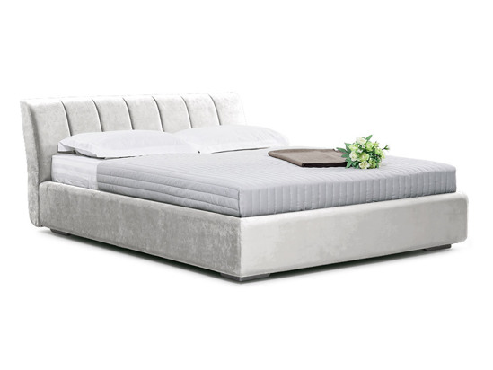 Ліжко Барбара Luxe 200x200 Білий 2 -1