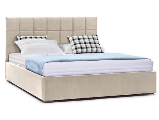 Ліжко Марта міні Luxe 200x200 Бежевий 2 -1