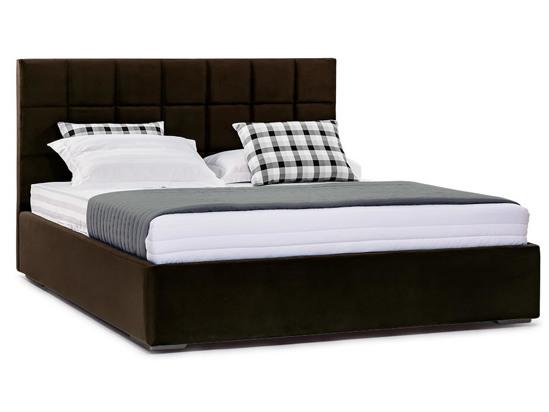Ліжко Марта міні Luxe 200x200 Коричневий 2 -1