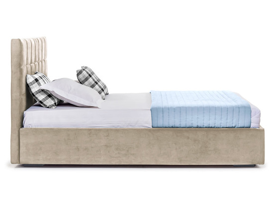 Ліжко Марта міні Luxe 140x200 Бежевий 2 -3