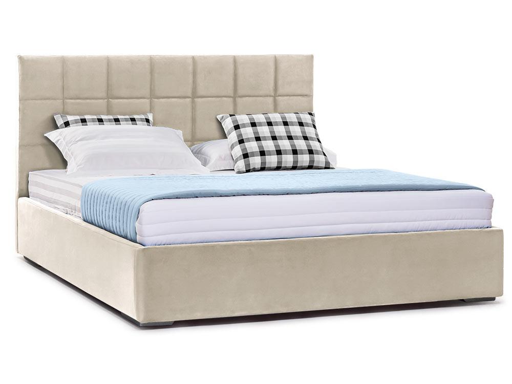Ліжко Марта міні Luxe 160x200 Бежевий 2 -1