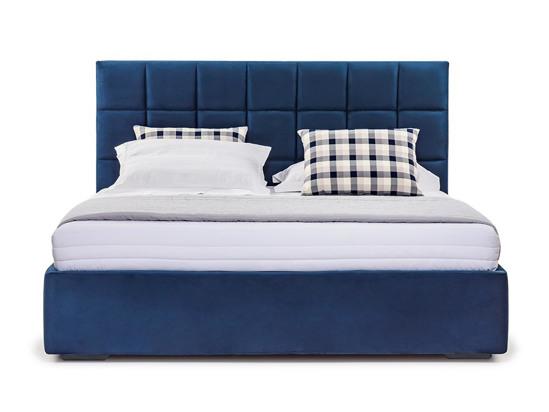 Ліжко Марта міні Luxe 160x200 Синій 2 -2