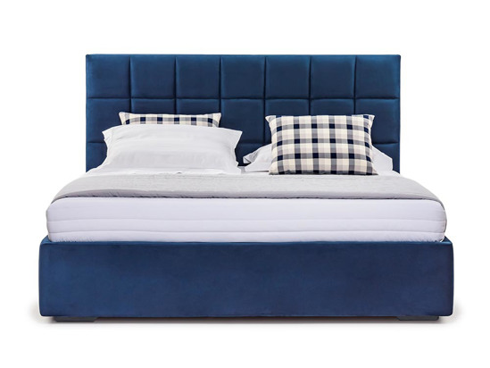 Ліжко Марта міні Luxe 180x200 Синій 2 -2